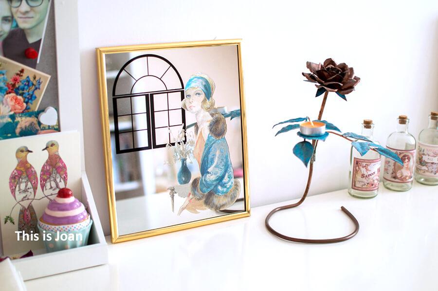 Vintage spullen in huis 2
