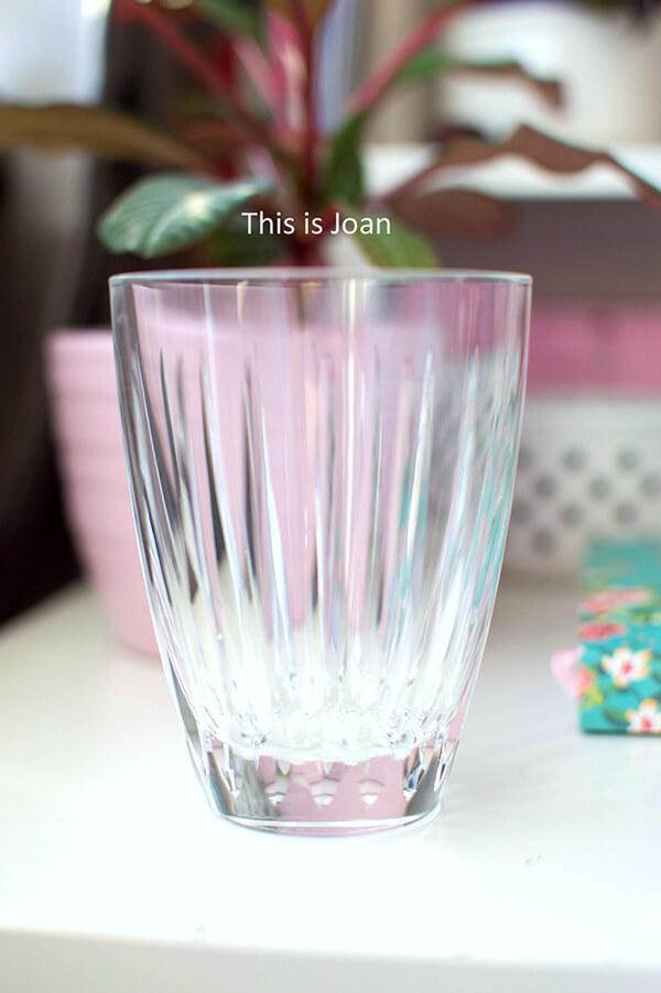 Wedgwood kristallen glas