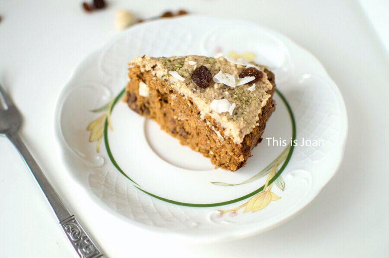 Gezonde carrot cake recept