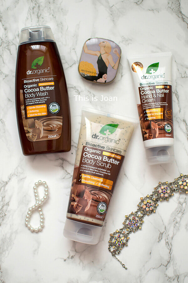 Dr Organic Cocoa Butter