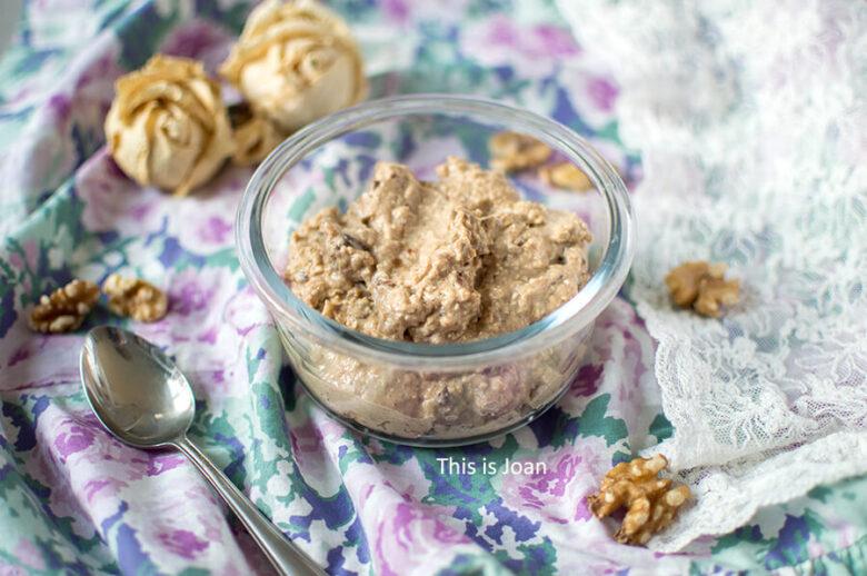 Eetbaar koekjesdeeg vegan cookie dough