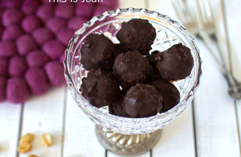Gezonde snickers recept