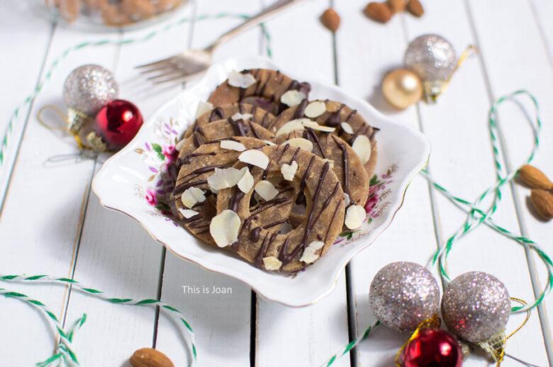 Glutenvrije kerstkransjes recept