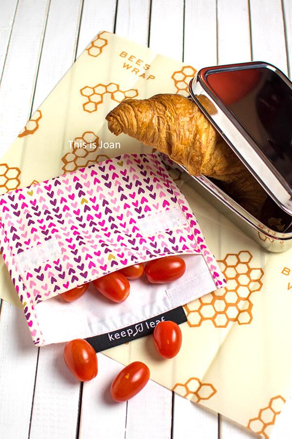 Herbruikbare lunchverpakkingen duurzaam lunchen