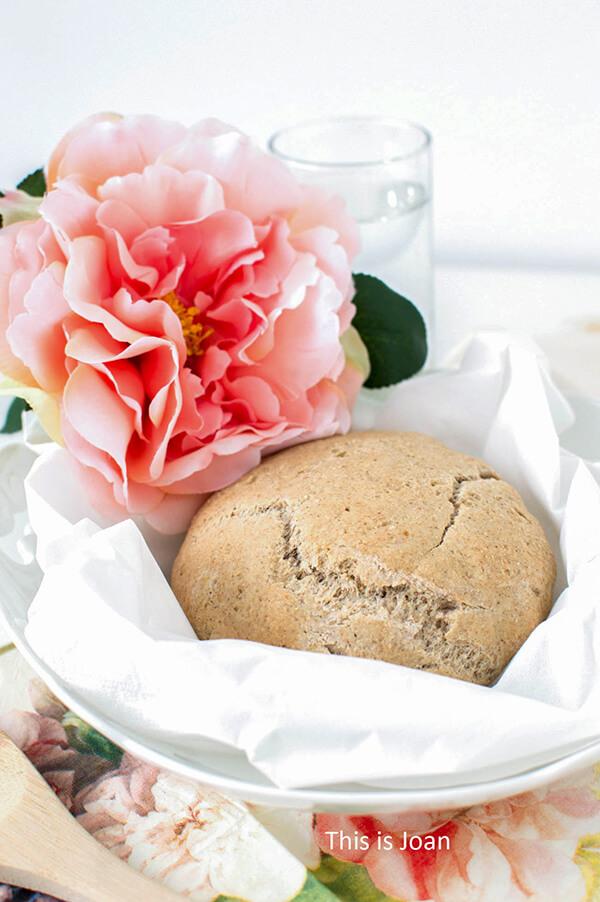 Glutenvrij wit brood bakken