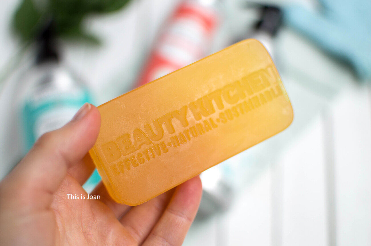 Beauty Kitchen The Sustainables Soap Bar