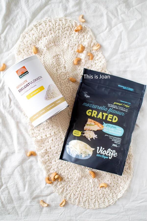 Vegan kaasvervangers als alternatief voor kaas