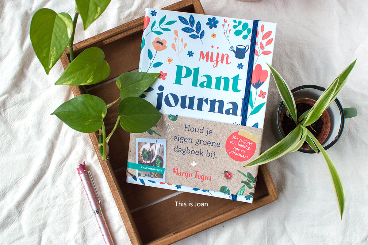 Plantendagboek My Plant Journal Margo Togni