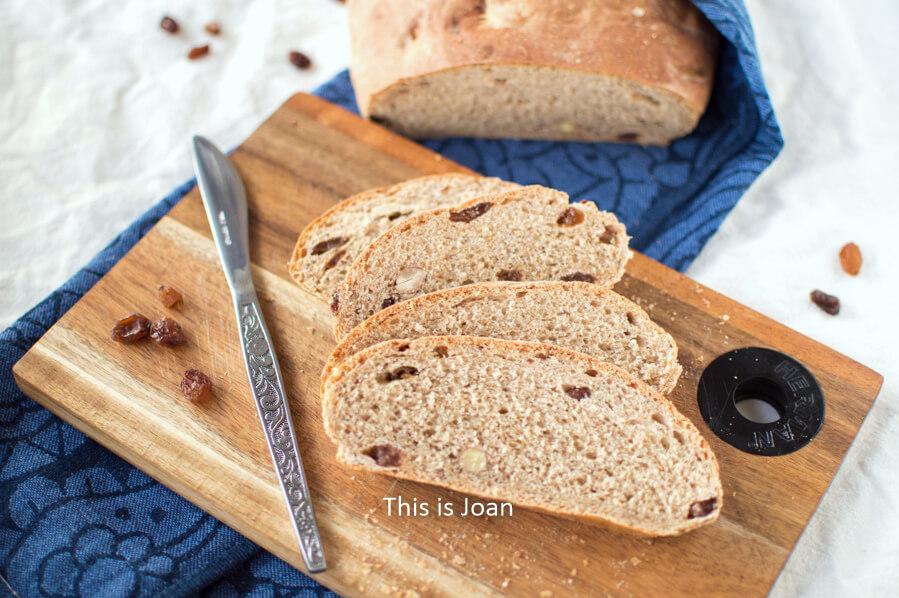 Paasbrood zonder spijs recept